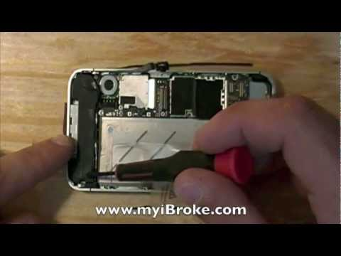 IPhone 4s Screen Replacement and Teardown (ATT or GSM)