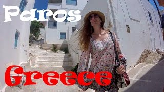 Paros Island Greece  city photo : A Tour of Beautiful PAROS, Greece: The Perfect Greek Island?