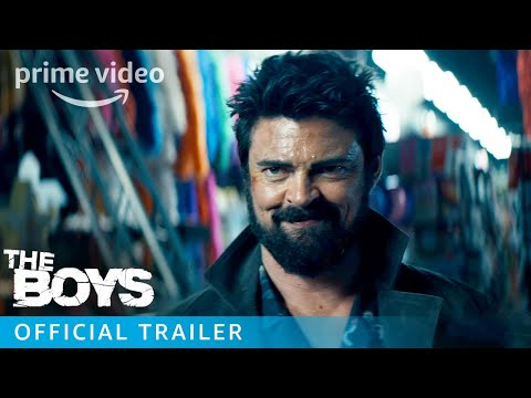 The Boys Season 2 - Official Trailer | Amazon Prime Video