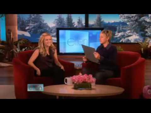 Reese Witherspoon u Ellen DeGeneres