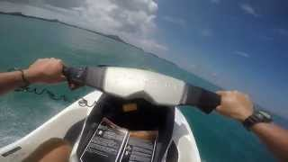7. Sea Doo GTS 130 Jet Ski Part 2