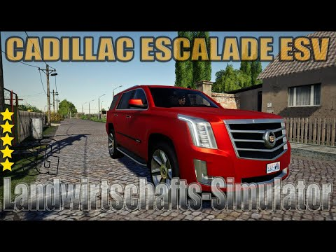 Cadillac Escalade ESV Platinum v1.0