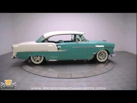 132454 / 1955 Chevy Bel Air