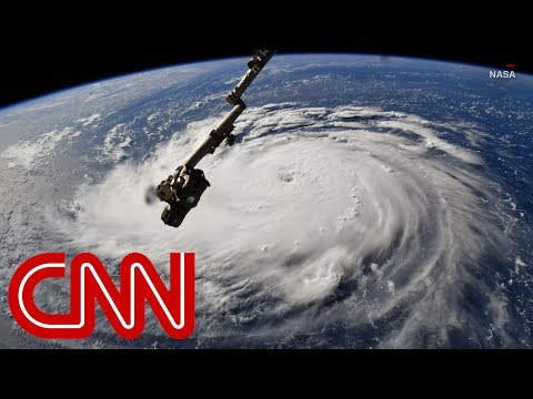 Hurricane Florence strengthens, targets East Coast
