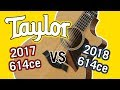 Taylor 2018 614ce Review & Demo