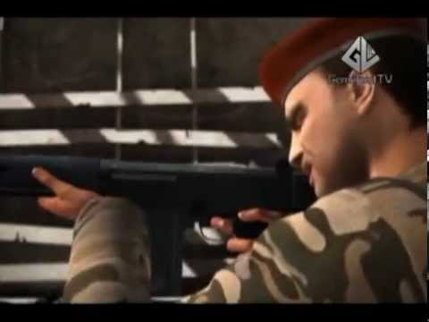 ОтжЫг на Gameland TV - Conflict: Denied Ops