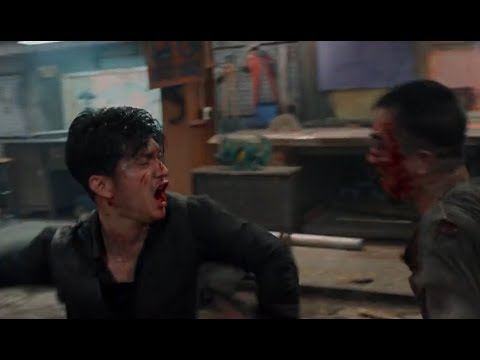 Iko Uwais vs Joe Taslim Best Fight Final The Night Comes for Us 2018