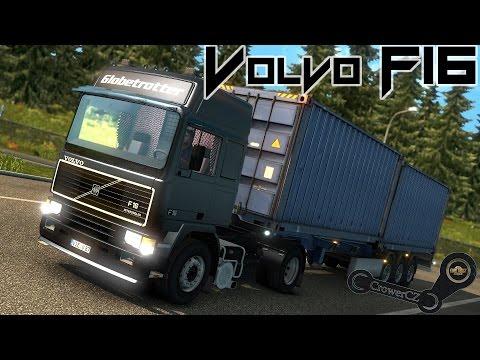 Volvo F16 1.24