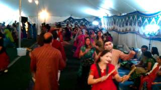 Navratri Raas Garba - Day 5