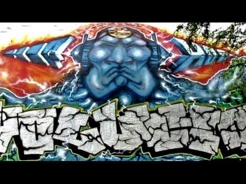 Equis - PRIMER CONCURSO DE GRAFFITI ARTE QUITO ECUADOR SURAMERICA.