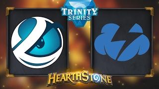 Hearthstone - Luminosity vs. Tempo Storm - Hearthstone Trinity Series - Day 3