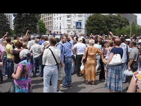 Ουκρανία: Οργή των αμάχων για τις παραβιάσεις της εκεχειρίας
