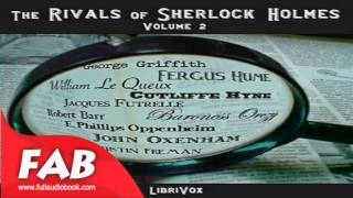 The Rivals of Sherlock Holmes, Vol  2 Full Audiobook by VARIOUS by Detective Fiction