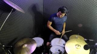 Ginuwine - Pony - Drum Cover