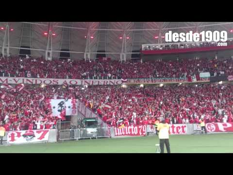 Vs Tigres - LA15 - Semi-Final - Vamo Vamo Inter - Guarda Popular do Inter - Internacional
