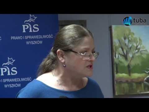 Spotkanie z Krystyną Pawłowicz, 15.03.2017 r.