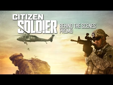 Citizen Soldier Behind the Scenes Promo