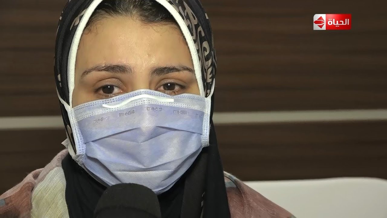 صبايا - لقاء مع والدة الطفلة أروى ودموعها قبل وبعد إجراء العملية الجراحية بمساعدة ريهام سعيد