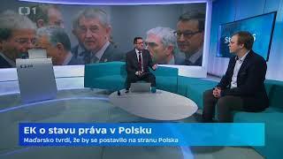 EK o stavu práva v Polsku