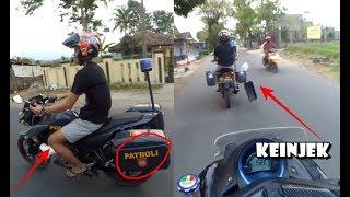 Video Riding Bareng Motor P0lisi - Yang lain kesamping dulu MP3, 3GP, MP4, WEBM, AVI, FLV Juni 2019