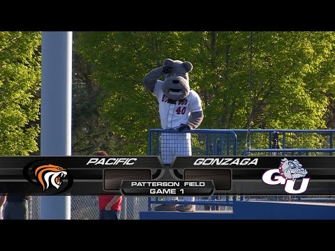 Pacific 8 - Gonzaga 4 (May 8, 2015)