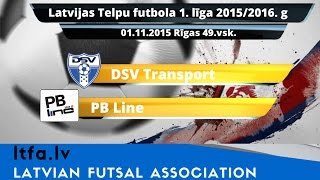 DSV Transport- PB Line