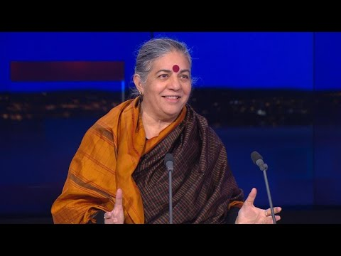 'Bill Gates is continuing the work of Monsanto', Vandana Shiva tells FRANCE 24