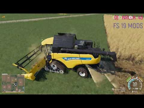 Mod Package (combines, tractors, trailers) v1.0