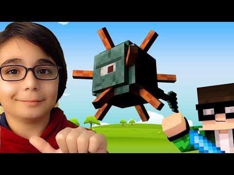 EN GÜÇLÜ GARDİYAN   Minecraft: Speed Builders BKT