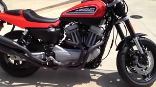 5. 2010 Harley Davidson XR1200