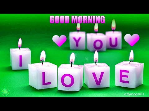 Good morning messages - GOOD MORNING  video -Whatsapp