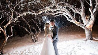 Calgary Wedding Photographer: New Year's Eve Winter Wedding at Rouge Restaurant