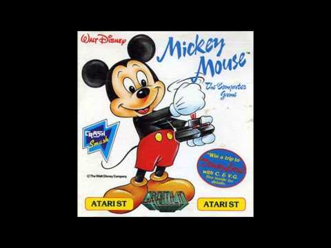 Mickey Mouse 2 Amiga