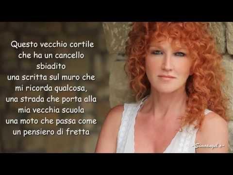 , title : 'Moreno - Sempre sarai ft. Fiorella Mannoia (Testo/ Lyrics)'