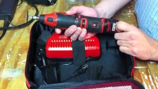 Milwaukee 2460-21 M12 Rotary Tool - Review