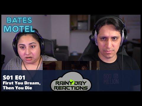 "Bates Motel Season 1 Episode 1 - ""First You Dream, Then You Die"" Reaction"