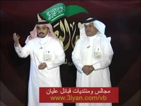 الشاعر / سعيّد بن عبدالله العلياني فرسان الوطن