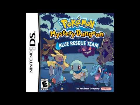 Pokémon Mystery Dungeon: Blue Rescue Team OST - Mt. Steel