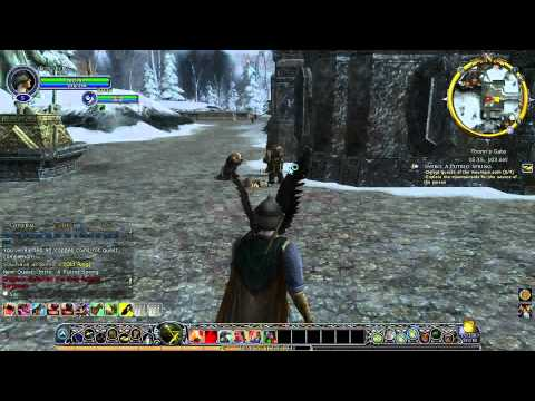 Lord of the Rings Online Gameplay (Online PC Game)