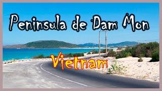 Dam Mon Vietnam  city photo : Peninsula de Dam Mon en Dai Lanh ' Vietnam