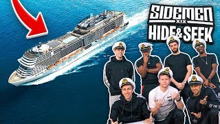 Video SIDEMEN $900 MILLION CRUISE SHIP HIDE & SEEK! MP3, 3GP, MP4, WEBM, AVI, FLV Maret 2019