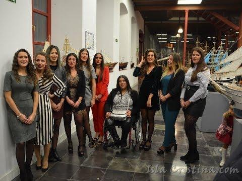 Entrevista Corte de Honor juvenil Carnaval de Isla Cristina 2019
