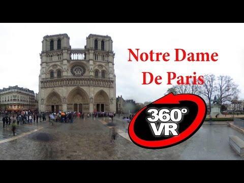Notre Dame de Paris 360 VR