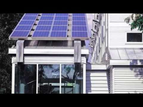 Casa Autosuficiente de Energía Solar
