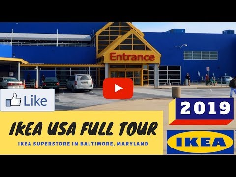 IKEA USA Full Tour 2019 || Shop With Me At IKEA || Best Documentary