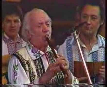 Gheorghe Zamfir si Marin Chisar in Basarabia- Live