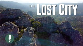 The Lost City, Newnes Plateau, Lithgow, Blue Mountains