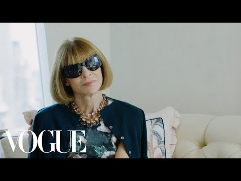 Anna Wintour Reflects on New York's Spring 2018 Collections | Vogue