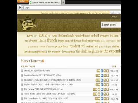 How to Torrent