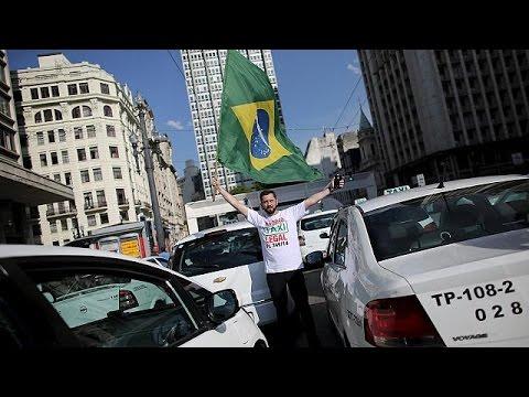 Βραζιλία: οργή ταξιτζήδων για την Uber – economy